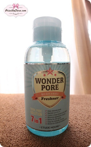 Etude Wonder Pore fresh copy