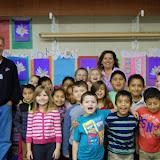 WBFJ Cici's Pizza Pledge - Yadkinville Elementary - Ms. Childress' 2nd Grade Class - Yadkvinville -