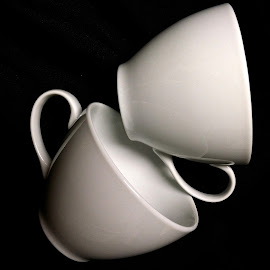 Have A Cuppa by Leah Tan - Artistic Objects Cups, Plates & Utensils (  )