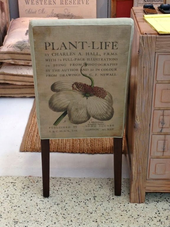 Plant Life Chair
