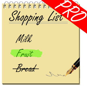 Shopping List+ For PC