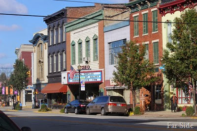 Main street madison