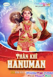 Thần Khỉ Hanuman - VTC9