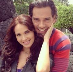 """Adriana Louvier y Cristian de la Fuente vivirán un amor intenso en la telenovela """"Quiero Amarte"""""""