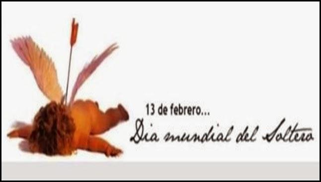 Día mundial del soltero