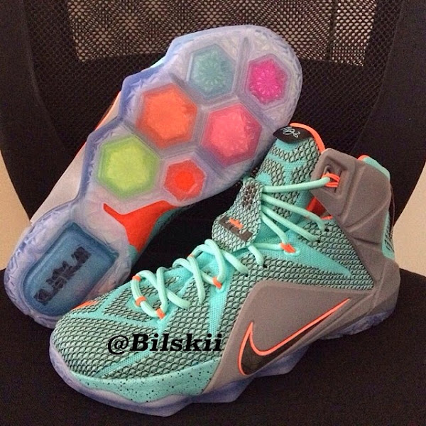 The Twelve Get to Know the Nike LeBron 12 From Every Angle