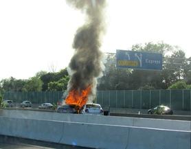 1306199 Jun 09 Fire On The 401