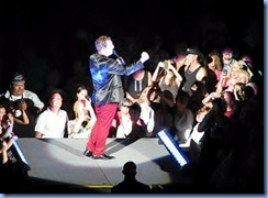 0502a Alberta Calgary Stampede 100th Anniversary - Johnny Reid 'Fire It Up' Tour Concert - Dance With Me