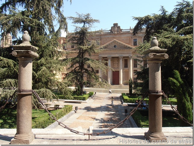 Palacio de Anaya Salamanca