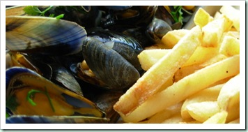 moules&frites