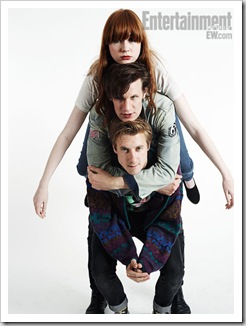 Click to enlarge this pic of this awesome trio of Awesome People...