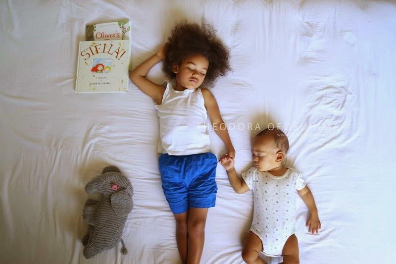 sibling cuteness week 31