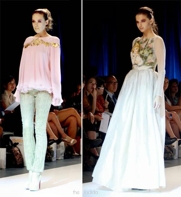 Raffles Graduate Fashion Show 2013 - Stephanie Chau