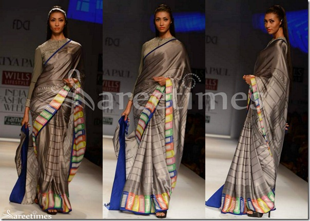 Satya_Paul_Grey_Saree