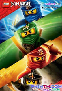 Ninja Dũng Cảm :Phần 6 - Lego Ninjago: Masters Of Spinjitzu Season 6