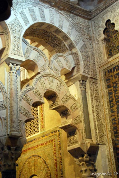arco sobre arco - mezquita de córdoba