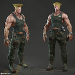 my GUILE character for anime north 2013 in Toronto, Ontario, Canada