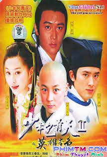 Thời Niên Thiếu Của Bao Thanh Thiên 2 - The Young Detective 2 Tập 40-End