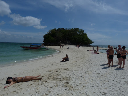 Plaje Thailanda: Sand Strip Thailand