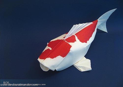 animais de papel origami desbaratinando  (2)