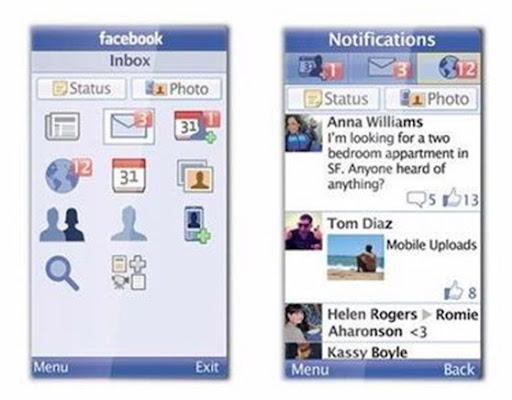 Download facebook seluler versi lama java
