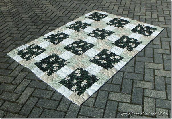 Mahjong quilt