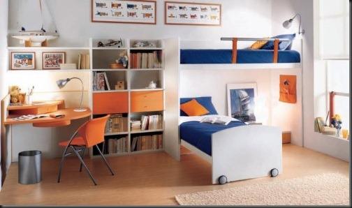 Dormitorios de niños y joves 4