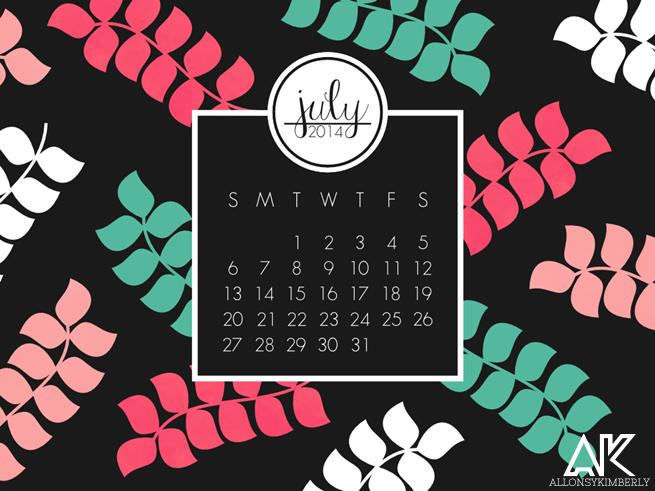 Free Desktop Calendar Wallpaper from allonsykimberly.com