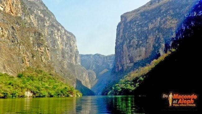 Cañon del Sumidero Viaje Chiapas 4