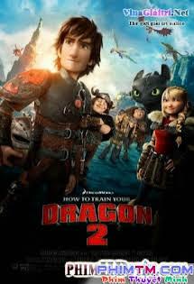 Bí Kíp Luyện Rồng 2 - How to Train Your Dragon 2 Vietsub Tập 1080p Full HD