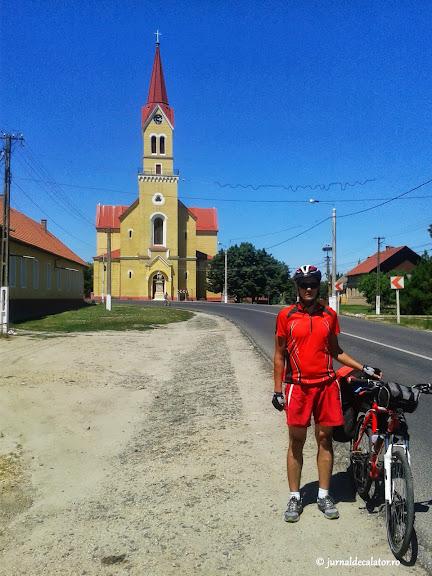 In Cenad, ultima oprire inainte sa parasim Romania