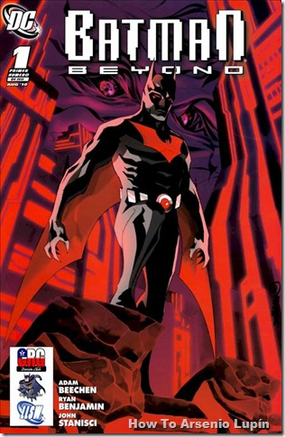 P00001 - Batman Beyond   - DanCasM