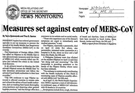 Avian flu diary philippines quarantines imported for Bureau quarantine philippines