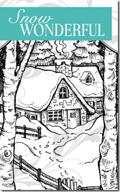Snow Wonderful Graphic