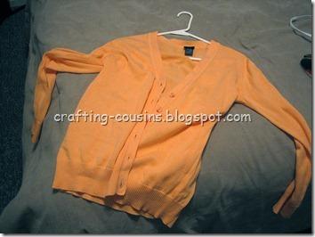 Orange Sweater (5)