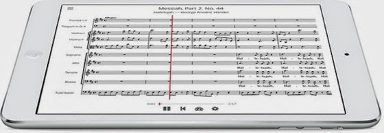 Notezilla for iPad syncs sheet music to high-quality audio via TUAW