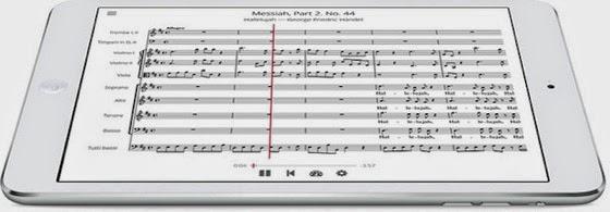 Notezilla for iPad syncs sheet music to high-quality audio via TUAW