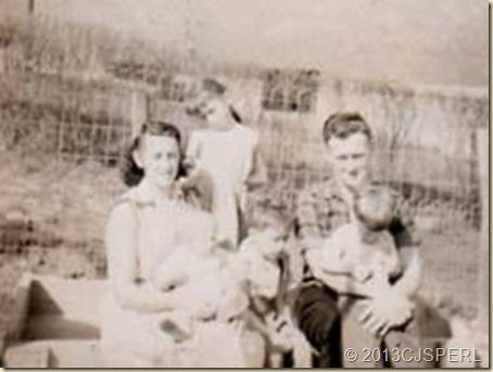 Tom,. Gerda, Claudia, Tom, Richard and Bill