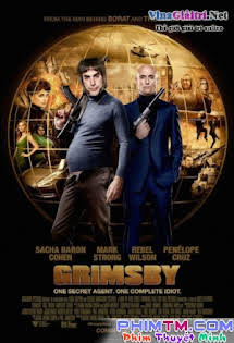 Anh Em Nhà Grimsby - The Brothers Grimsby Tập HD 1080p Full