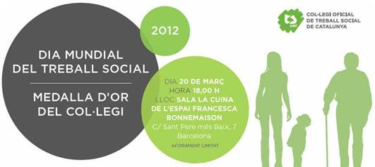 trabajo social cataluña