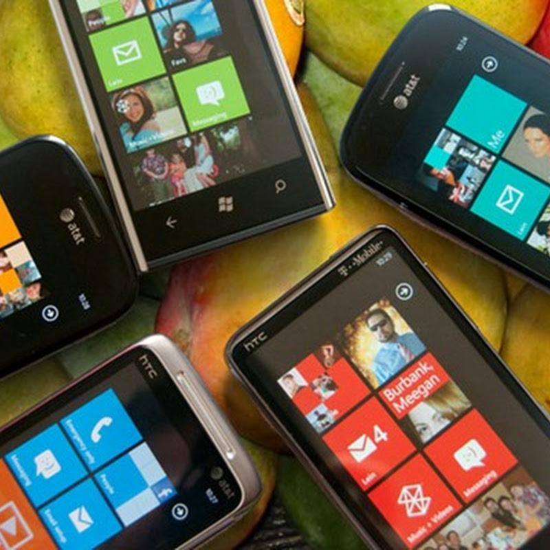Windows Phone Mango ya esta en el 100% de equipos compatibles