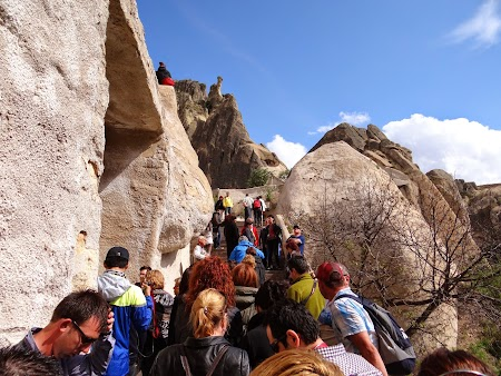 34. Manastirea in stanca Cappadocia.JPG