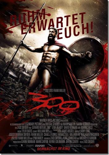 หนังออนไลน์ 300 Wariror ขุนศึกพันธุ์สะท้านโลก HD