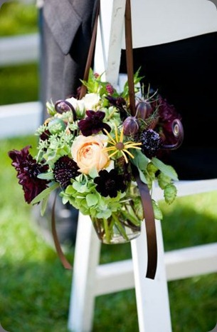 chair-decoratiot-with-chocolate-burgundy-butter-and-chartreuse-flowers-1-Overlook-House-Françoise-Weeks