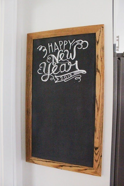 DIY-Magetic-Chalkboard-Happy-New-Year