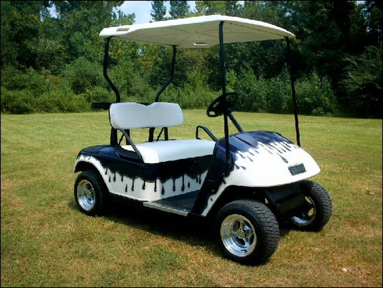 most luxurious golf carts to in style 10
