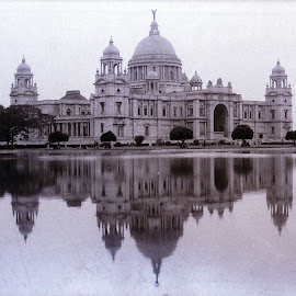 Victoria Memorial, Kolkata by Antoni Raj - Buildings & Architecture Public & Historical ( west bengal, memorial, kolkata, india, victoria,  )