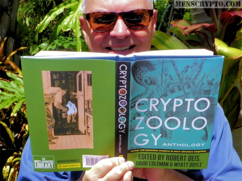 Men's Adventure Magazines: The CRYPTOZOOLOGY ANTHOLOGY has been