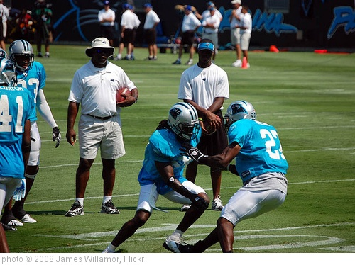 'Carolina Panthers FanFest' photo (c) 2008, James Willamor - license: http://creativecommons.org/licenses/by-sa/2.0/