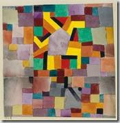 Klee - Violet pentagon
